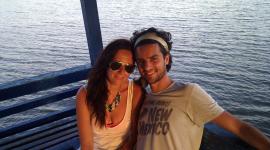 Thumbnail image for Fabuloso vídeo de la aventurera luna de miel de Laura y Javier en Tando Island