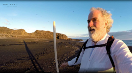 Thumbnail image for First video of the newest island on Earth just emerged from the sea. Hunga Tonga