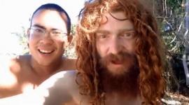 Thumbnail image for Our castaways Nicholas & Tor on Siroktabe