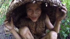 Thumbnail image for Primeros instantes con el niño de la jungla vietnamita
