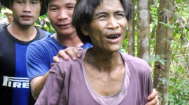 Thumbnail image for Living in the jungle for 5 days with the Vietnamese Tarzan (DOCUMENTARY)