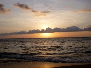 Y por supuesto, super puestas de sol en esta maravillosa isla desierta