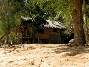 The Marooning cottage