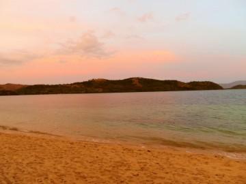 Beautiful sunset at Marooning