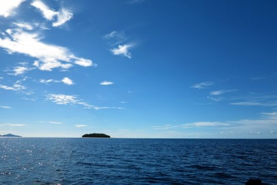 Islands on the way to Siroktabe