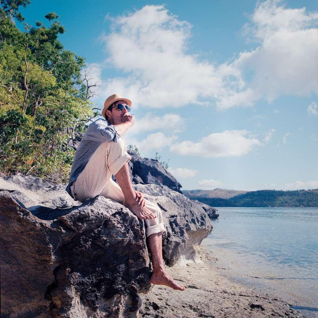 Viaje de novios en una isla privada