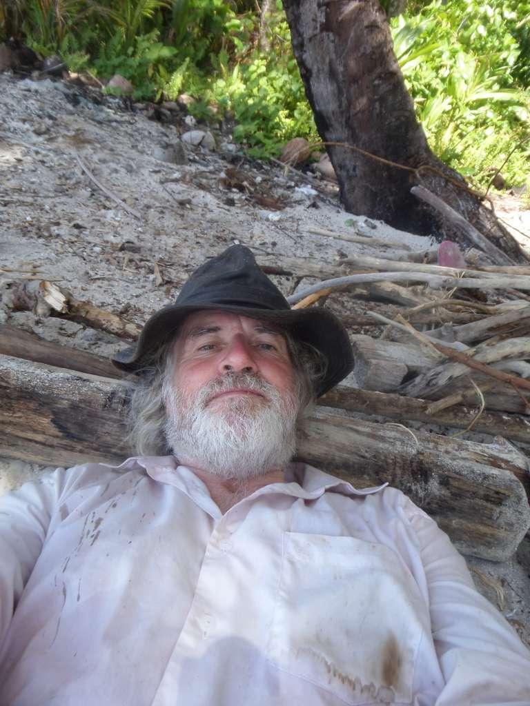 Ian Stuart castaway explorer
