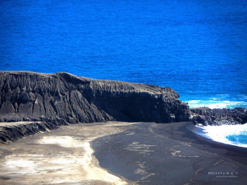 Hunga Tonga Beach