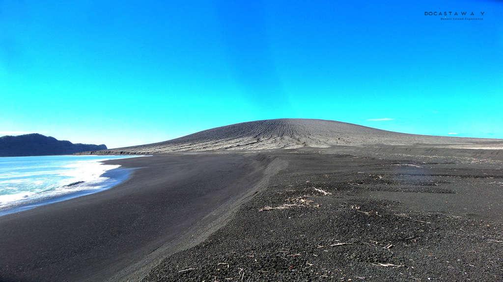 Hunga Tonga New Island
