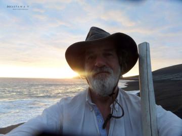 Ian Argus Stuart in Hunga Tonga