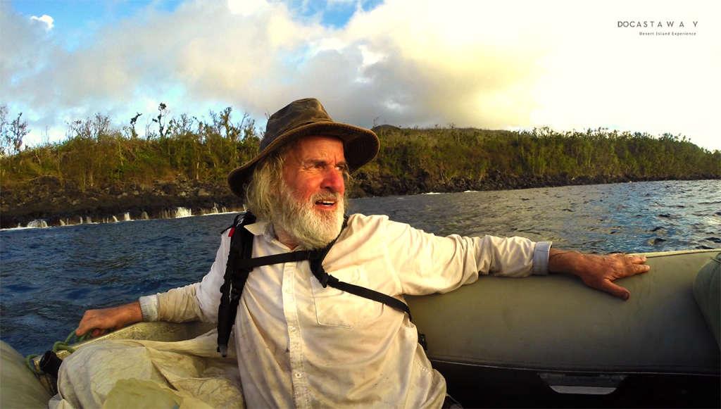 Ian Argus Stuart in Devil's Island in late 2014
