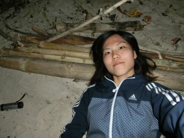 japanese castaway girl reikko hori