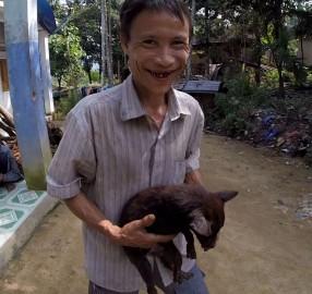 Ho Van Lang and the animals