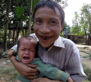 Ho Van Lang baby crying 2