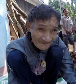 Ho Van Thanh eye
