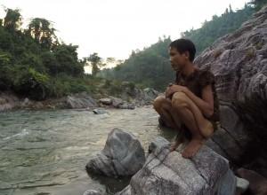 Jungle man vietnam war