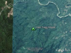 Map of Ho Van Lang tree house