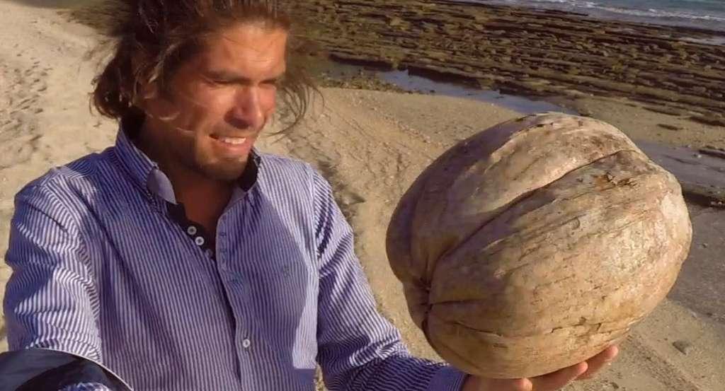 El coco mas grande del mundo