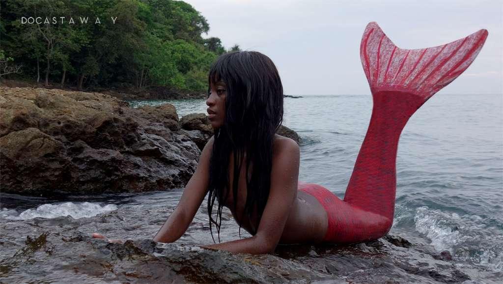 Sirena negra de Africa