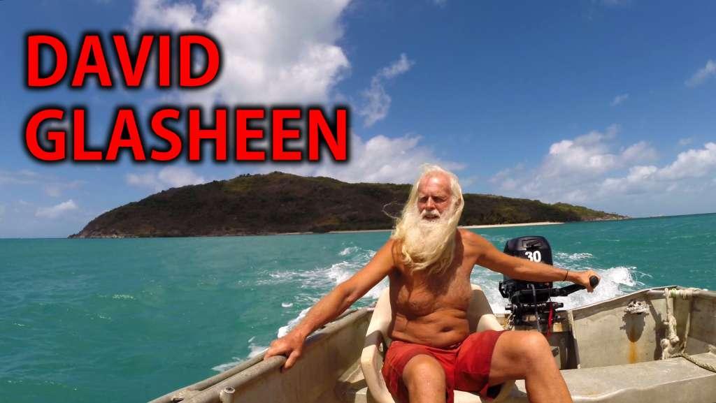 David Glasheen Australian Robinson Crusoe