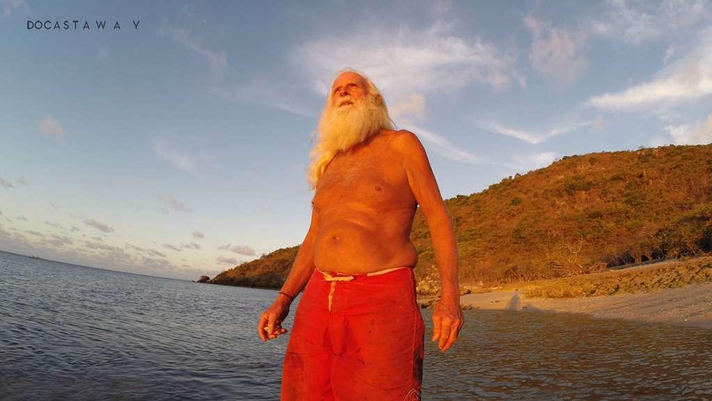 David Glasheen Robinson White beard old