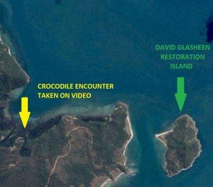 Restoration Island Map
