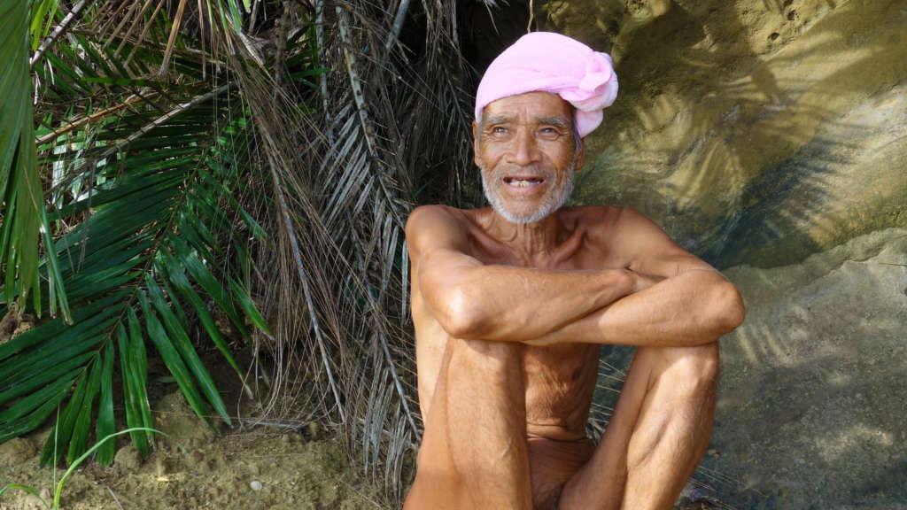 Masafumi Nagasaki Japanese Robinson Old Naked