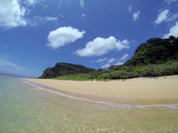 Sotobarani Island Iriomote Okinawa Japan