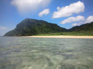 Sotobanari Island Iriomote Okinawa Japan