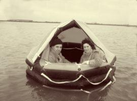 Maurice Maralyn Bailey 117 days adrift