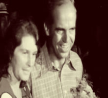 Maralyn and Maurice Bailey 117 days adrift